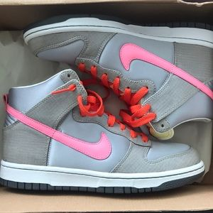 Satin Nike Dunks